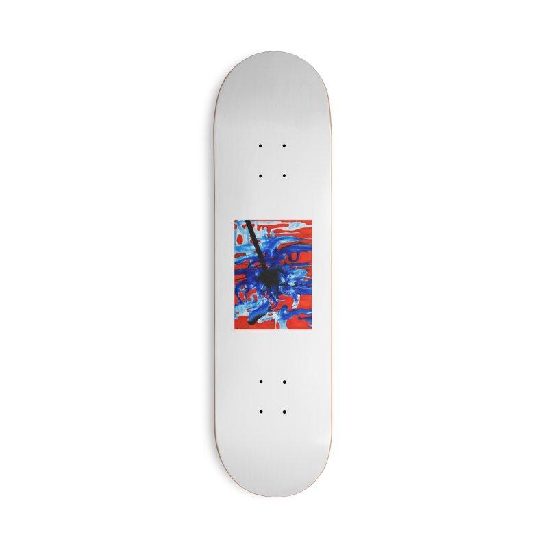 Drawing Blog No.2 - 1.3.09 Accessories Skateboard by schizo pop
