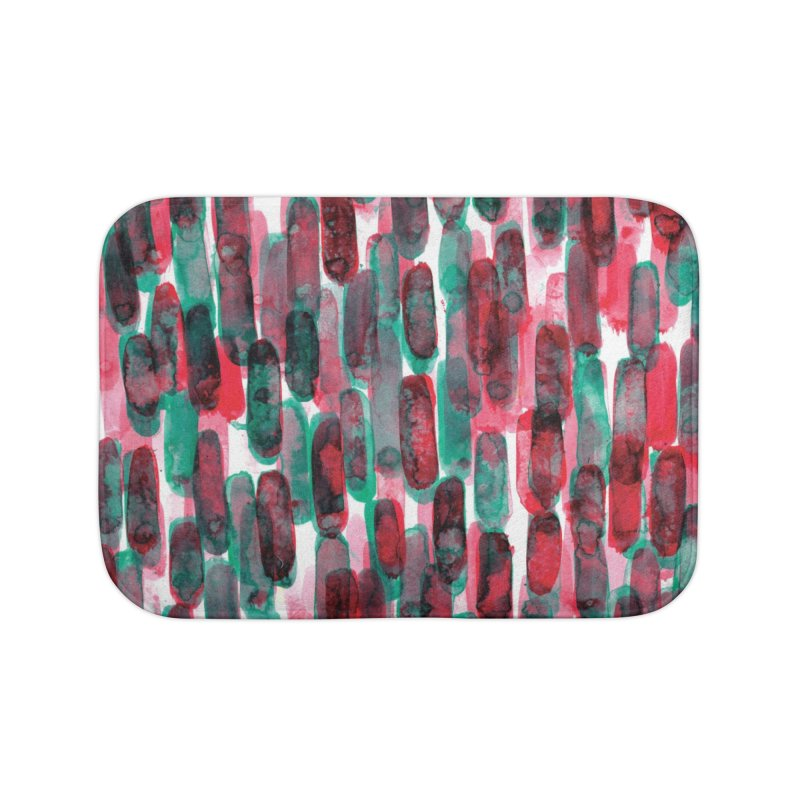 Drawing Blog No.5 - 8.3.14 Home Bath Mat by schizo pop
