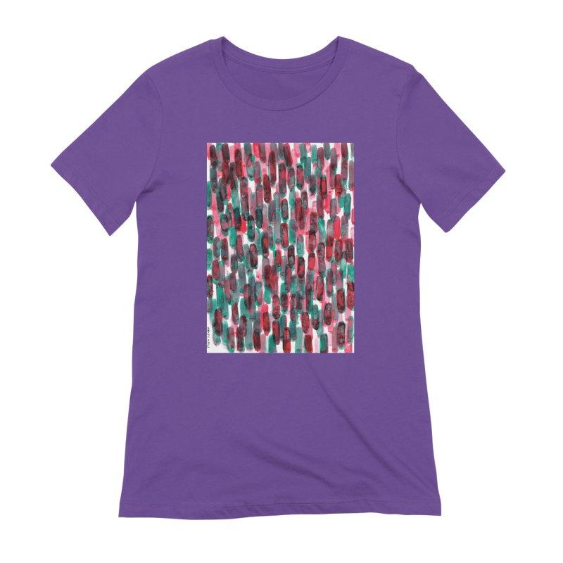 Drawing Blog No.5 - 8.3.14 Women's Extra Soft T-Shirt by schizo pop