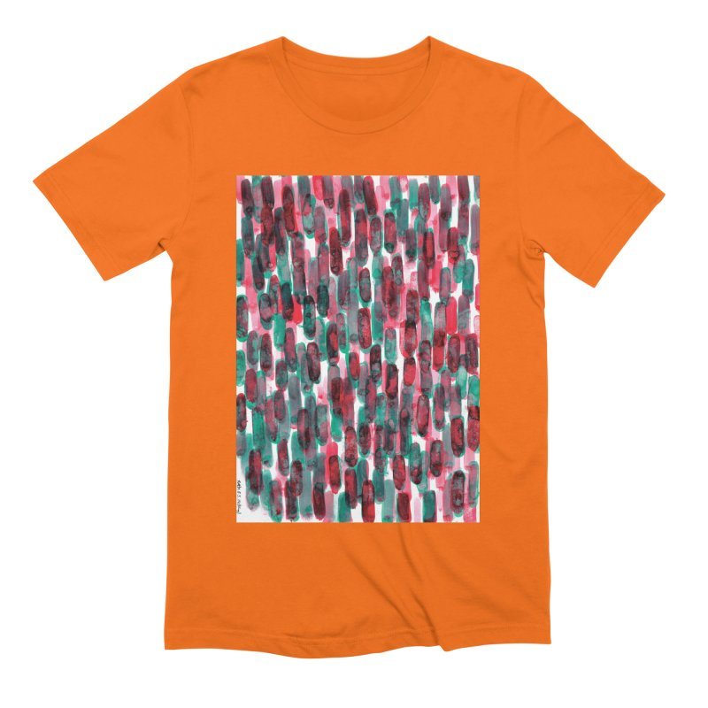 Drawing Blog No.5 - 8.3.14 Men's Extra Soft T-Shirt by schizo pop