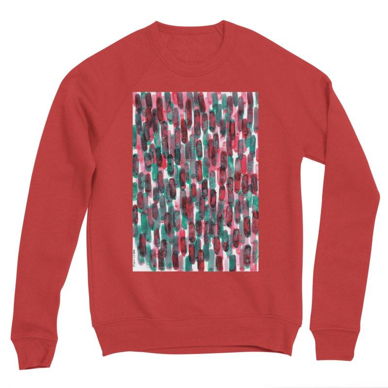 Drawing Blog No.5 - 8.3.14 Men's Sponge Fleece Sweatshirt by schizo pop