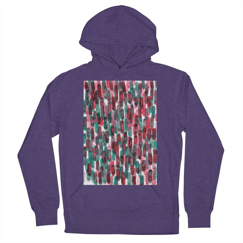 Drawing Blog No.5 - 8.3.14 Women's French Terry Pullover Hoody by schizo pop