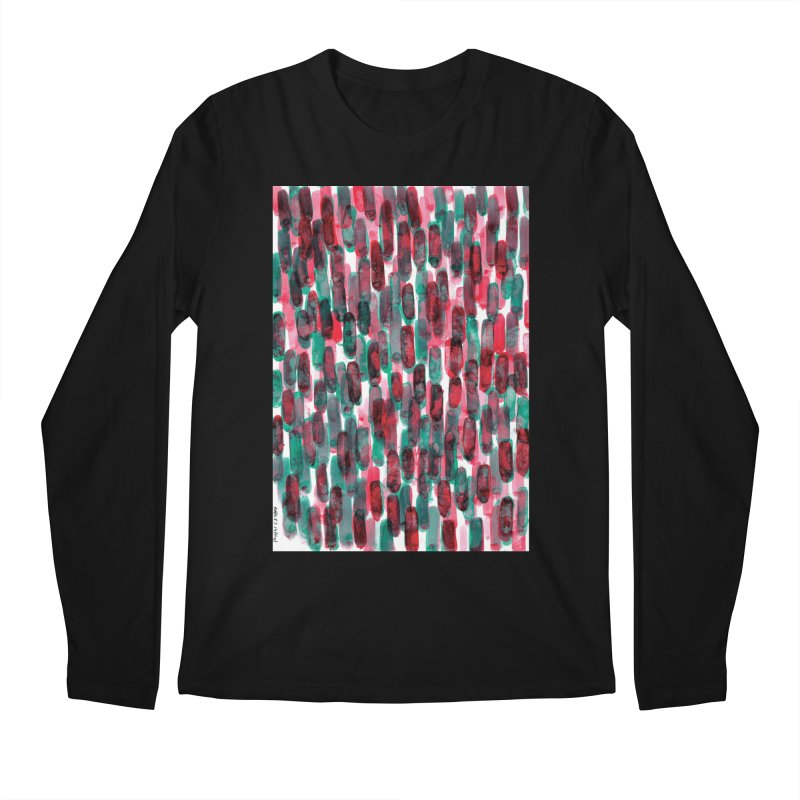 Drawing Blog No.5 - 8.3.14 Men's Regular Longsleeve T-Shirt by schizo pop