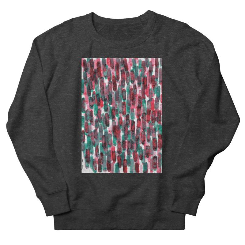 Drawing Blog No.5 - 8.3.14 Women's French Terry Sweatshirt by schizo pop