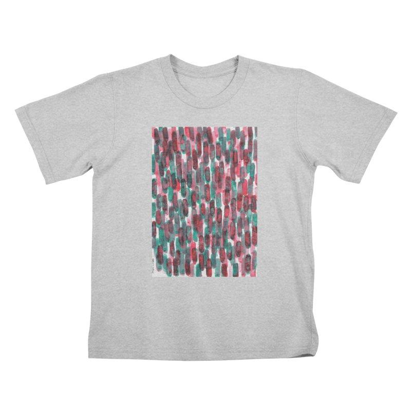 Drawing Blog No.5 - 8.3.14 Kids T-Shirt by schizo pop