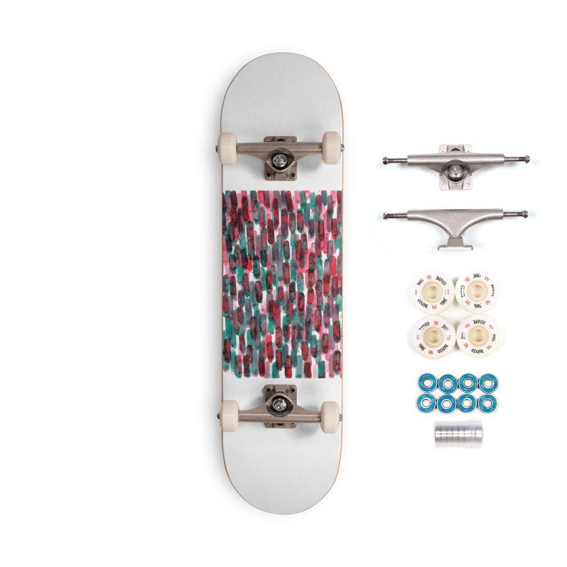 Drawing Blog No.5 - 8.3.14 Accessories Skateboard by schizo pop