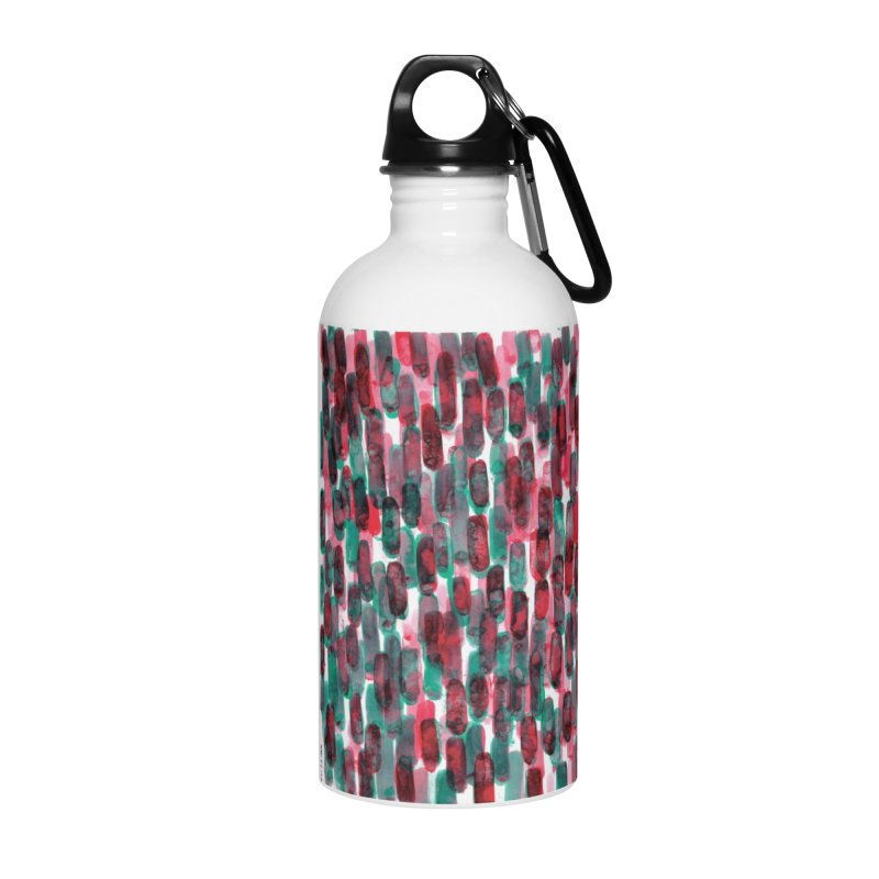 Drawing Blog No.5 - 8.3.14 Accessories Water Bottle by schizo pop