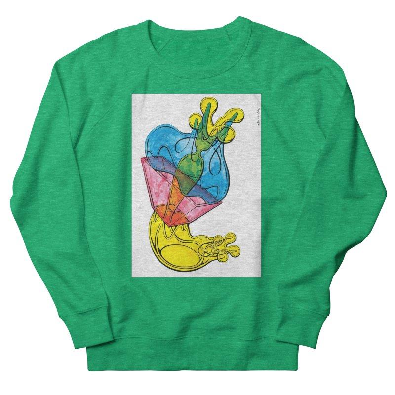 Drawing Blog No.5 - 12.1.14 Women's Sweatshirt by schizo pop