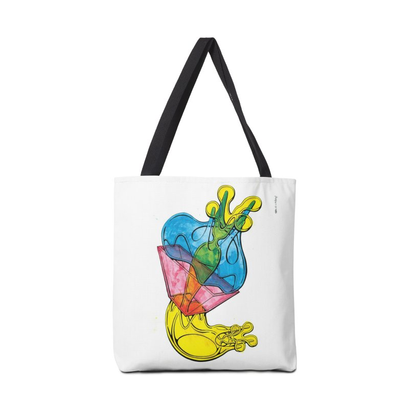 Drawing Blog No.5 - 12.1.14 Accessories Bag by schizo pop