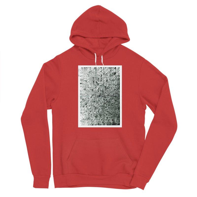 Drawing Blog No.5 - 11.11.13 Women's Pullover Hoody by schizo pop