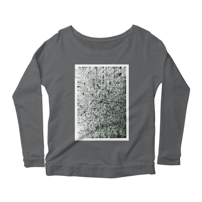 Drawing Blog No.5 - 11.11.13 Women's Longsleeve T-Shirt by schizo pop