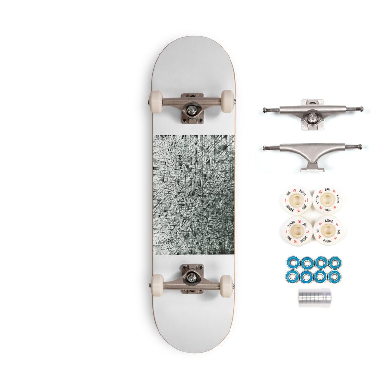Drawing Blog No.5 - 11.11.13 Accessories Skateboard by schizo pop
