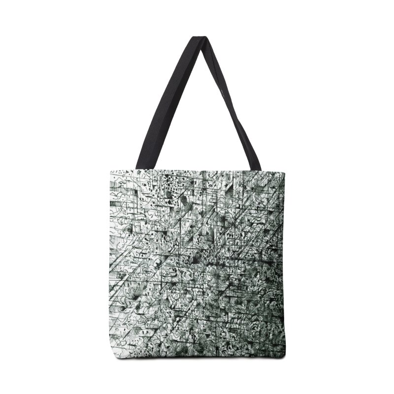 Drawing Blog No.5 - 11.11.13 Accessories Bag by schizo pop