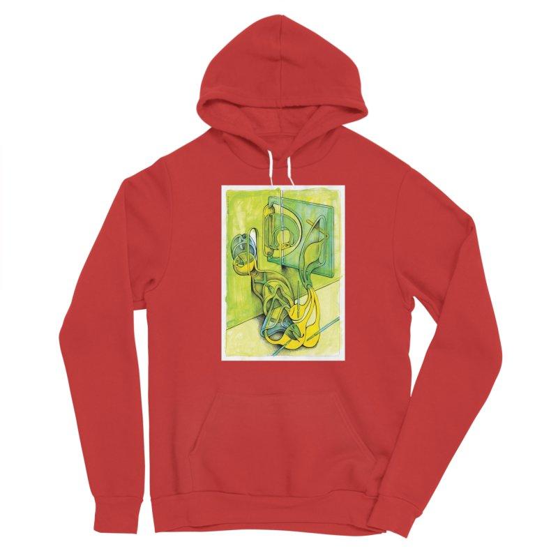 Drawing Blog No.5 - 14.12.13 Women's Pullover Hoody by schizo pop