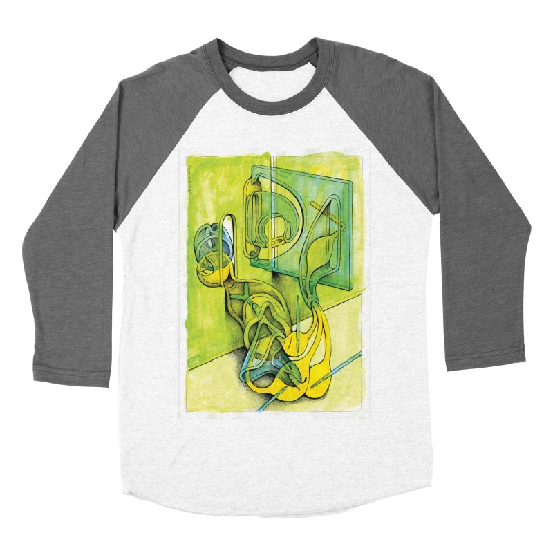 Drawing Blog No.5 - 14.12.13 Women's Longsleeve T-Shirt by schizo pop