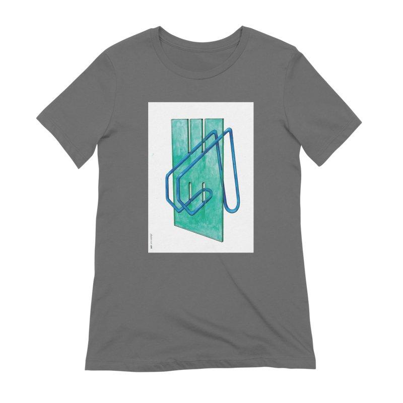 Drawing Blog No.5 - 10.4.14 Women's Extra Soft T-Shirt by schizo pop