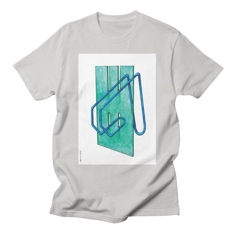 Drawing Blog No.5 - 10.4.14 Men's T-Shirt by schizo pop