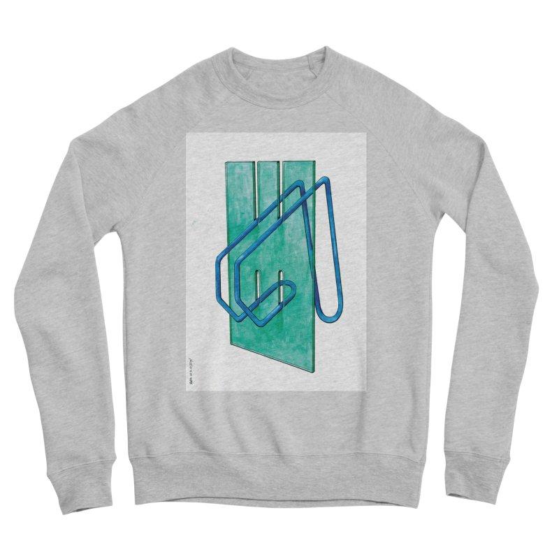 Drawing Blog No.5 - 10.4.14 Men's Sponge Fleece Sweatshirt by schizo pop