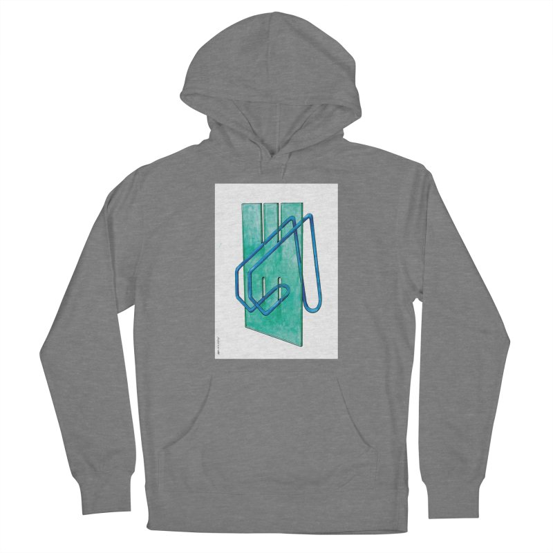 Drawing Blog No.5 - 10.4.14 Women's Pullover Hoody by schizo pop