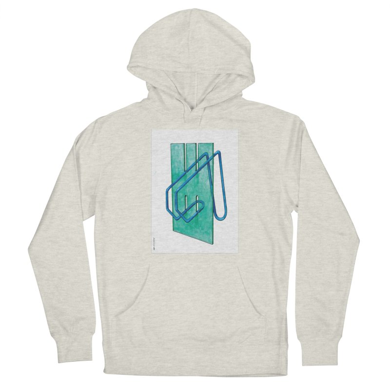 Drawing Blog No.5 - 10.4.14 Women's French Terry Pullover Hoody by schizo pop