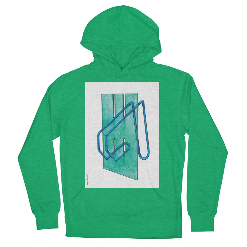Drawing Blog No.5 - 10.4.14 Men's French Terry Pullover Hoody by schizo pop