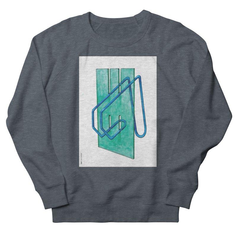 Drawing Blog No.5 - 10.4.14 Women's French Terry Sweatshirt by schizo pop
