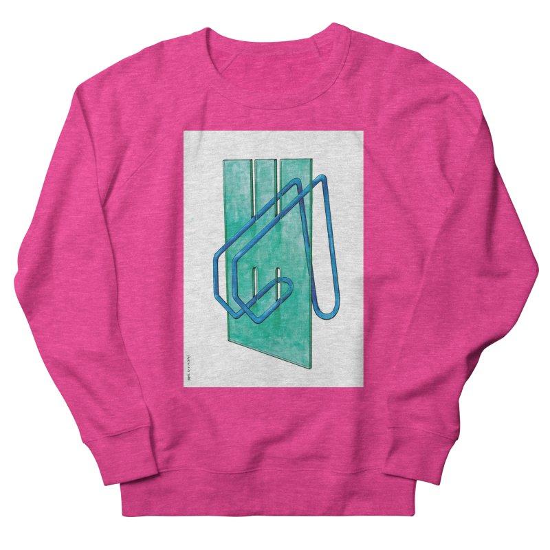 Drawing Blog No.5 - 10.4.14 Men's French Terry Sweatshirt by schizo pop