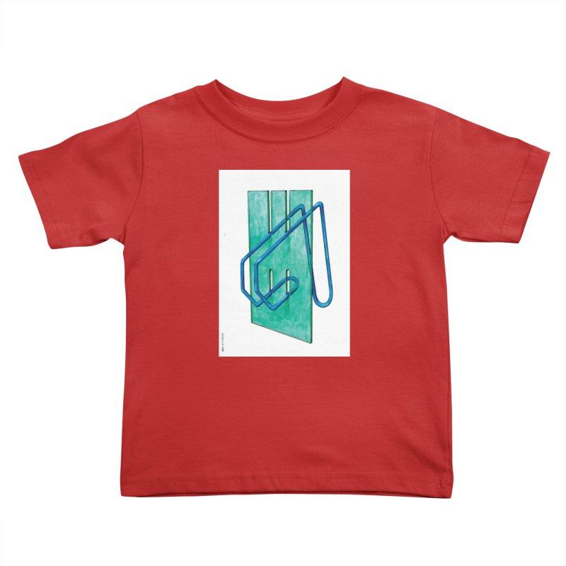 Drawing Blog No.5 - 10.4.14 Kids Toddler T-Shirt by schizo pop