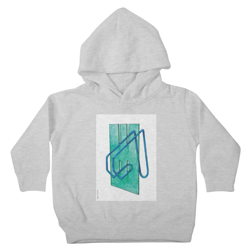 Drawing Blog No.5 - 10.4.14 Kids Toddler Pullover Hoody by schizo pop