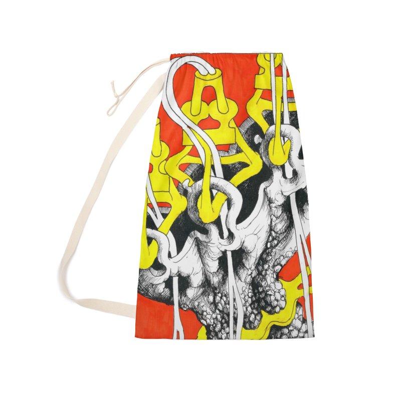 Drawing Blog No.2 - 10.4.09 Accessories Bag by schizo pop