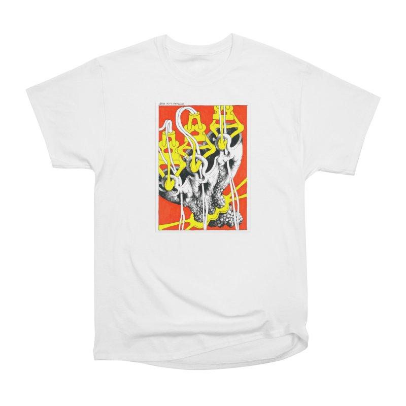 Drawing Blog No.2 - 10.4.09 Women's T-Shirt by schizo pop