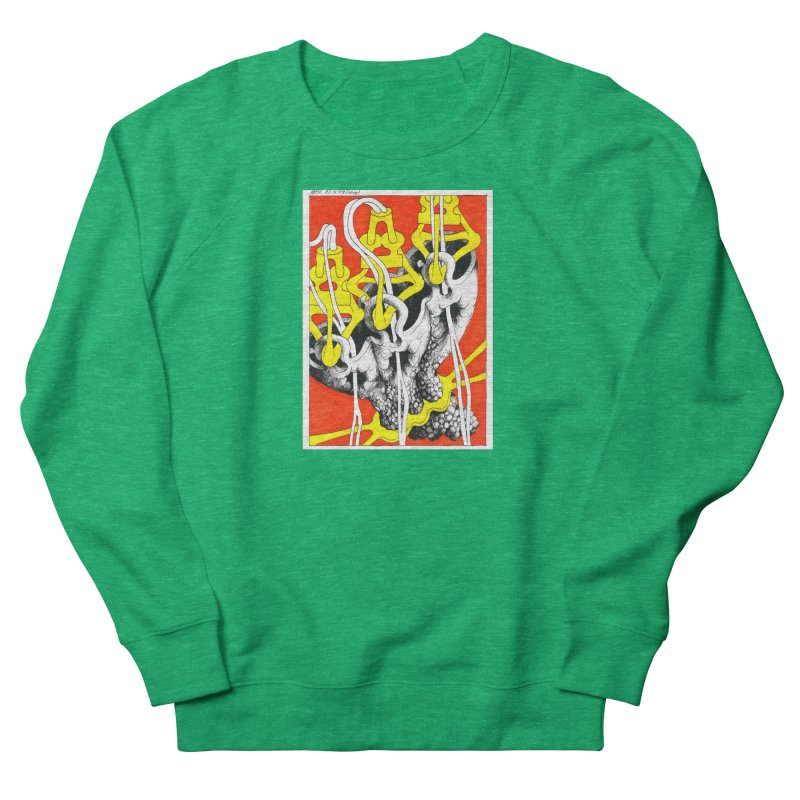 Drawing Blog No.2 - 10.4.09 Women's Sweatshirt by schizo pop