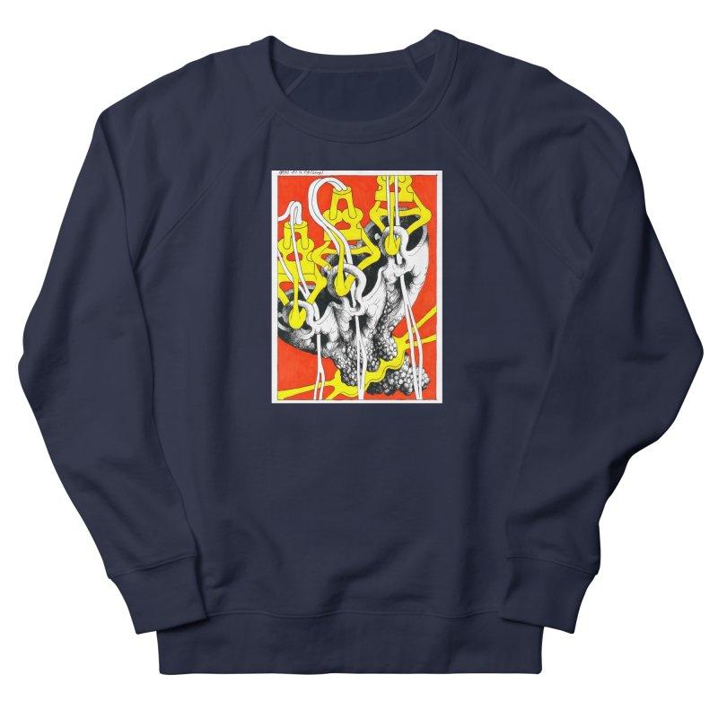 Drawing Blog No.2 - 10.4.09 Women's Sweatshirt by schizo pop