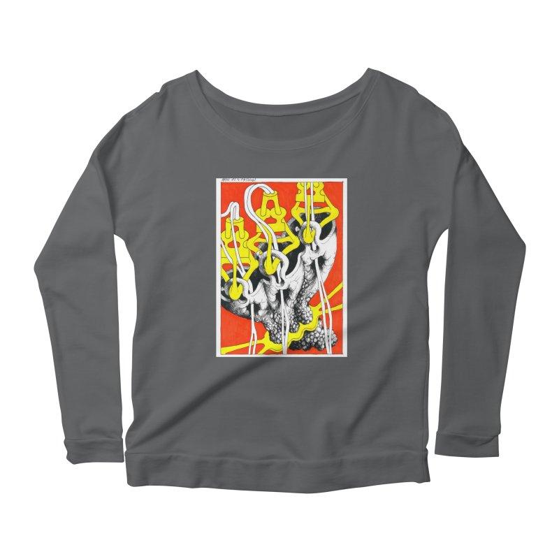 Drawing Blog No.2 - 10.4.09 Women's Longsleeve T-Shirt by schizo pop