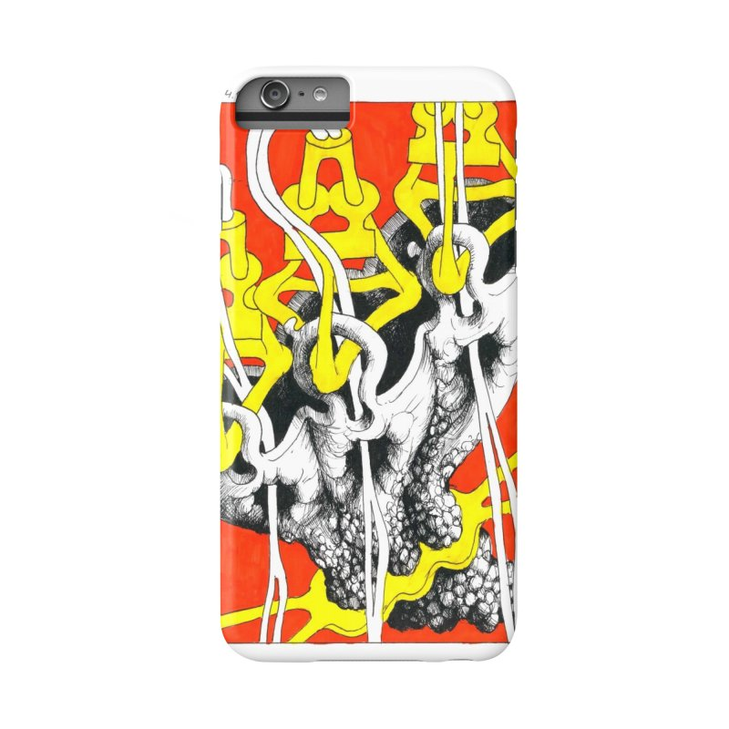 Drawing Blog No.2 - 10.4.09 Accessories Phone Case by schizo pop
