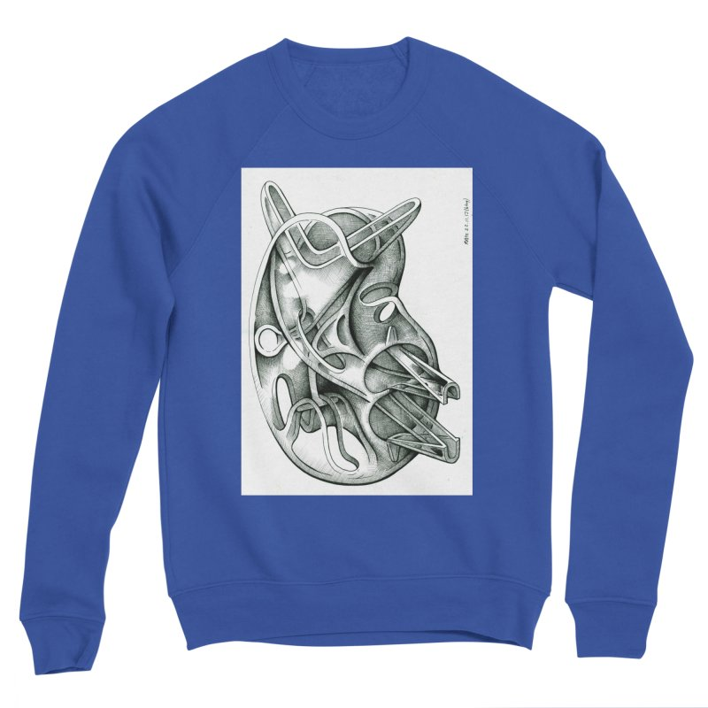 Drawing Blog No.5 - 22.11.13 Women's Sweatshirt by schizo pop