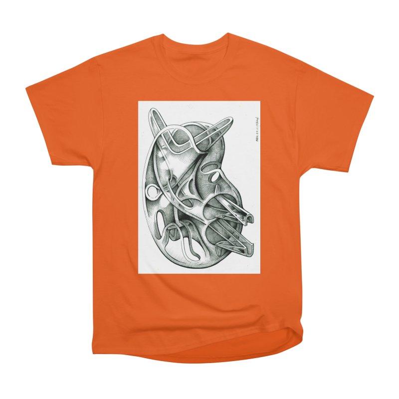 Drawing Blog No.5 - 22.11.13 Women's T-Shirt by schizo pop