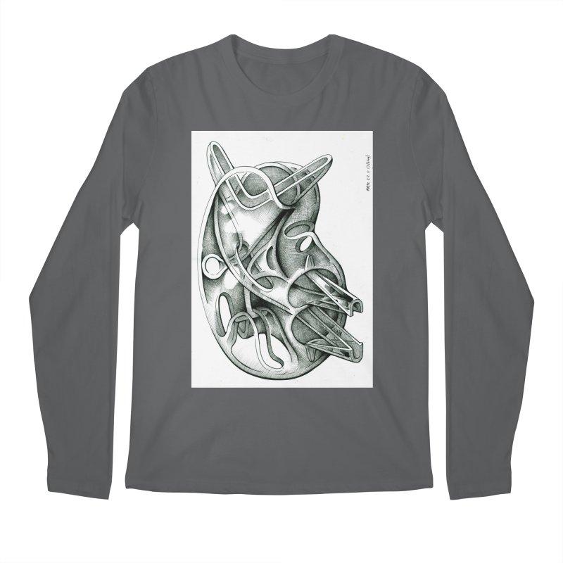 Drawing Blog No.5 - 22.11.13 Men's Longsleeve T-Shirt by schizo pop