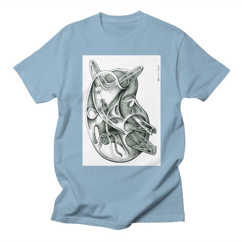 Drawing Blog No.5 - 22.11.13 Men's Regular T-Shirt by schizo pop