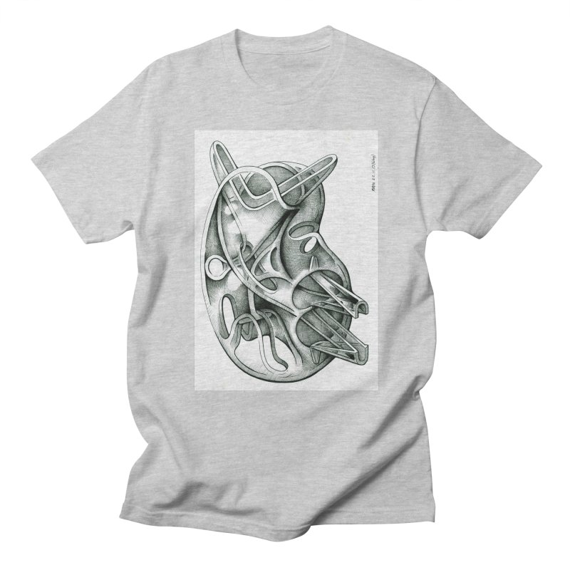 Drawing Blog No.5 - 22.11.13 Women's Regular Unisex T-Shirt by schizo pop