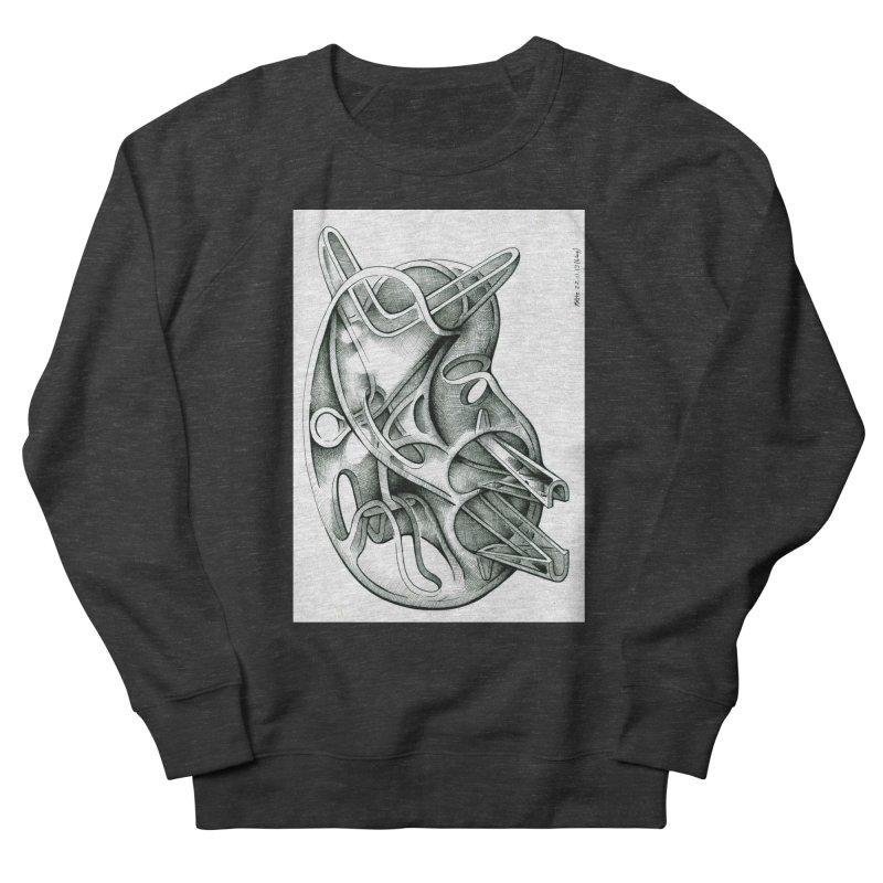 Drawing Blog No.5 - 22.11.13 Women's French Terry Sweatshirt by schizo pop