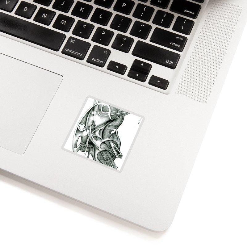 Drawing Blog No.5 - 22.11.13 Accessories Sticker by schizo pop