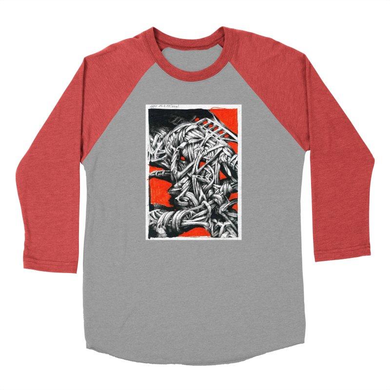 Drawing Blog No.2 - 14.4.09 Men's Longsleeve T-Shirt by schizo pop