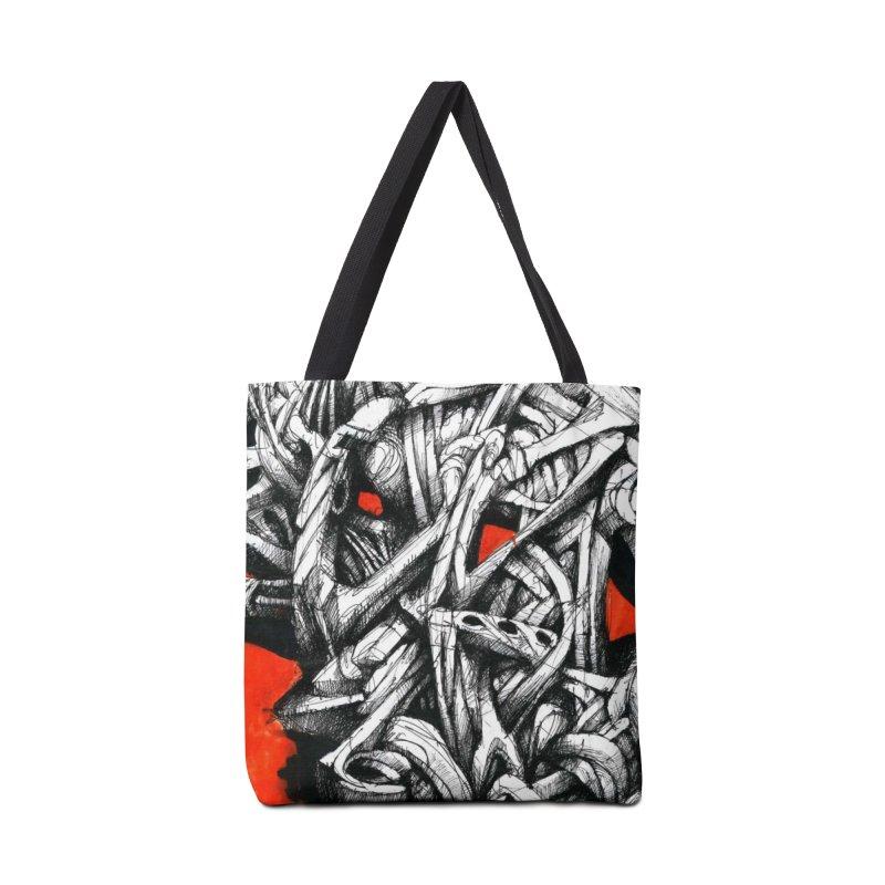 Drawing Blog No.2 - 14.4.09 Accessories Bag by schizo pop
