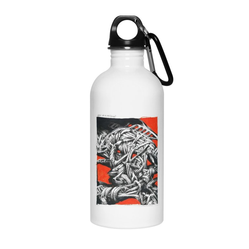 Drawing Blog No.2 - 14.4.09 Accessories Water Bottle by schizo pop