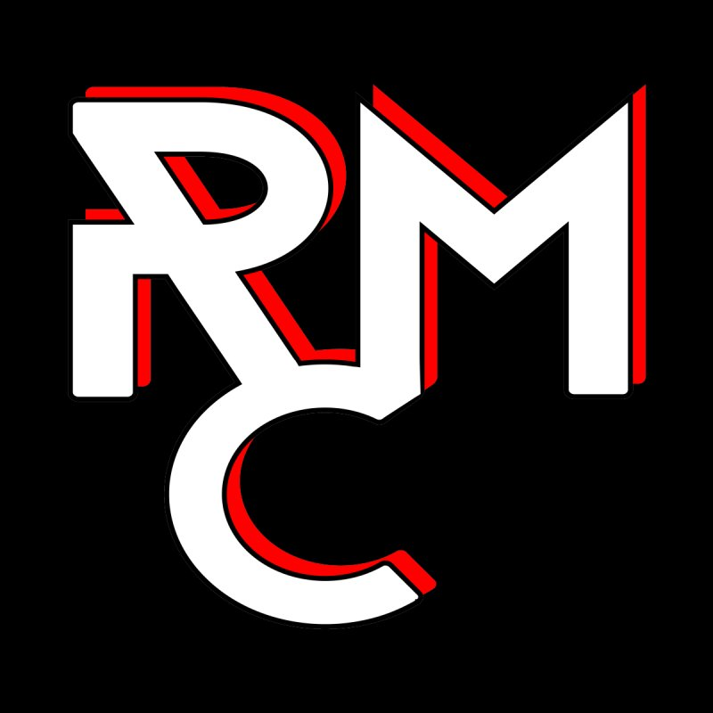 RMC Logo Men's Tank by Raw Meat Collective