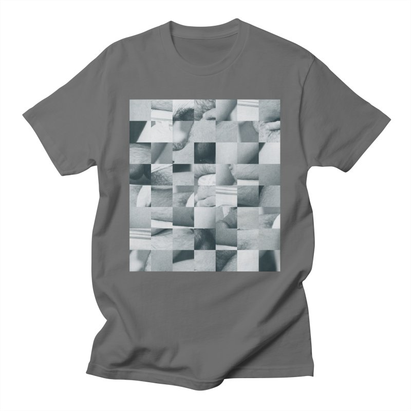 """""""Fantasy Jigsaw"""" by Robbie Sinclair Men's T-Shirt by Raw Meat Collective"""