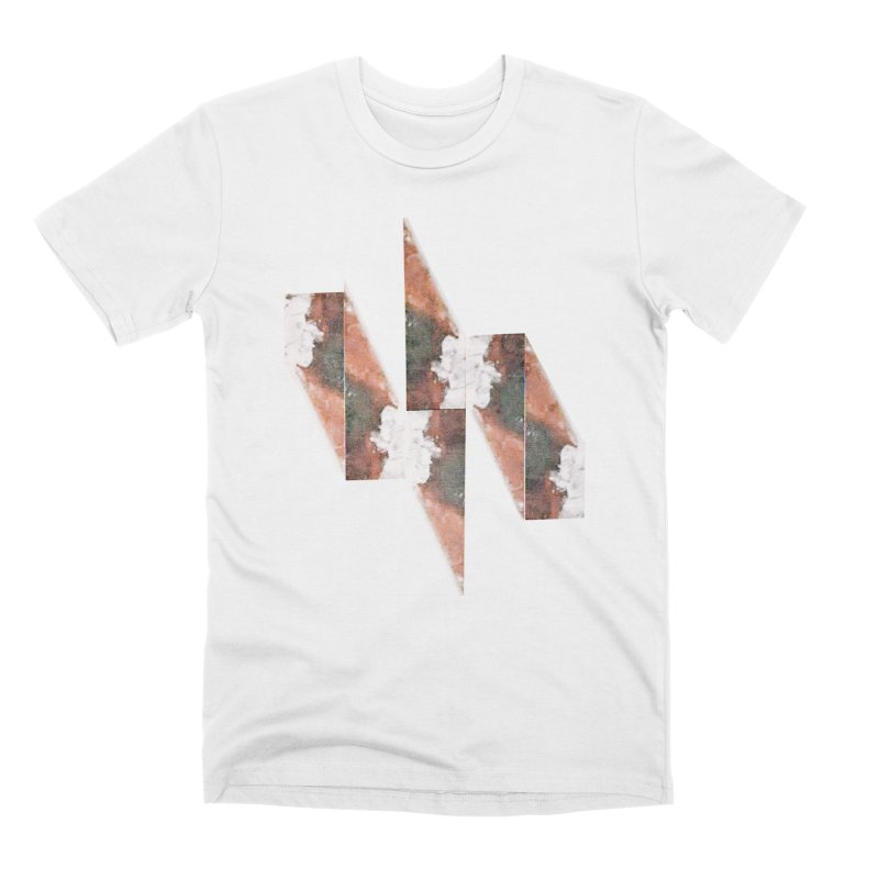 """""""Severed Heads in an Ice Cooler (HOUNDSTOOTH)"""" by Ivan LOZANO Men's Premium T-Shirt by Raw Meat Collective"""