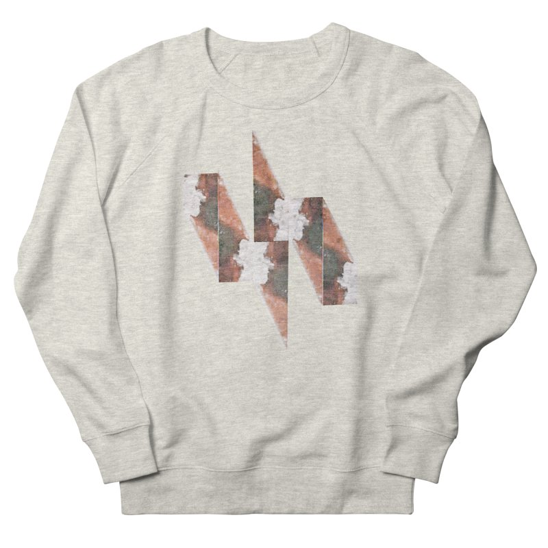 """Severed Heads in an Ice Cooler (HOUNDSTOOTH)"" by Ivan LOZANO Men's French Terry Sweatshirt by Raw Meat Collective"