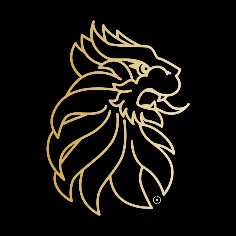 Roar Gold by Shop by Ray de Guzman  •  raydeguzman.ca